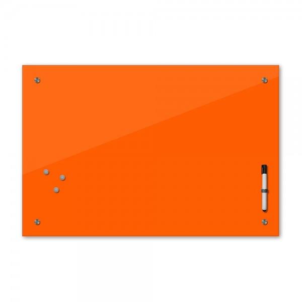 Memoboard - orange - 24 Farben