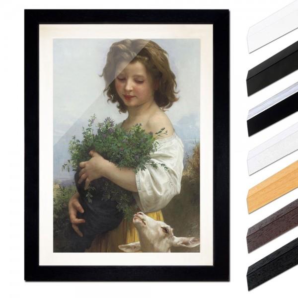 William-Adolphe Bouguereau - Kleine Esmeralda