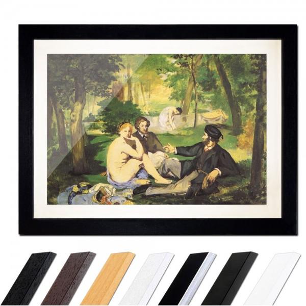 Édouard Manet - Das Frühstück im Grünen