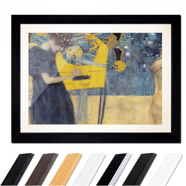 Gustav Klimt - Die Musik
