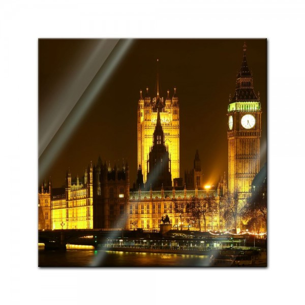 Glasbild - House of Parlament