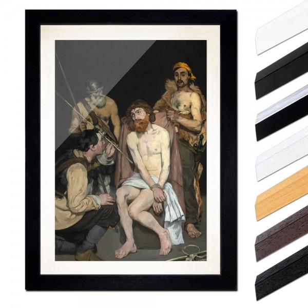 Édouard Manet - Verspottung Christi