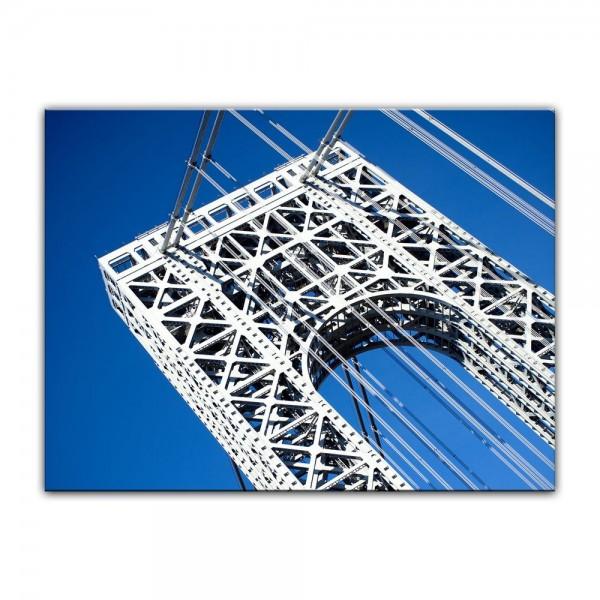 Leinwandbild - George Washington Bridge