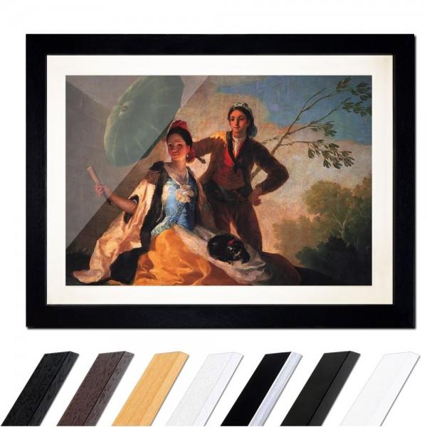 Francisco de Goya - Der Sonnenschirm