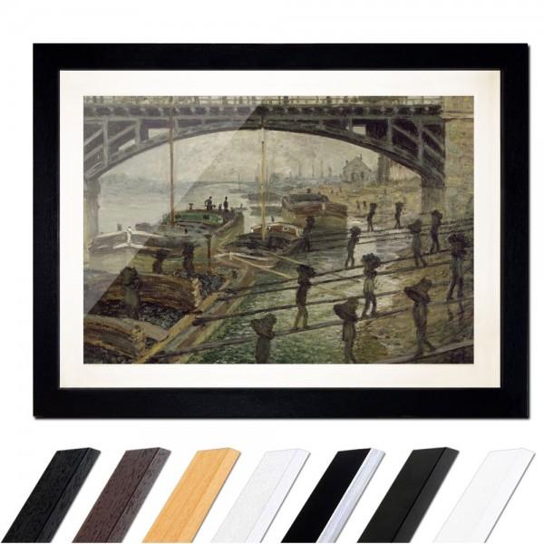 Claude Monet - Die Kohlenträger