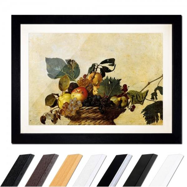 Caravaggio - Früchtekorb