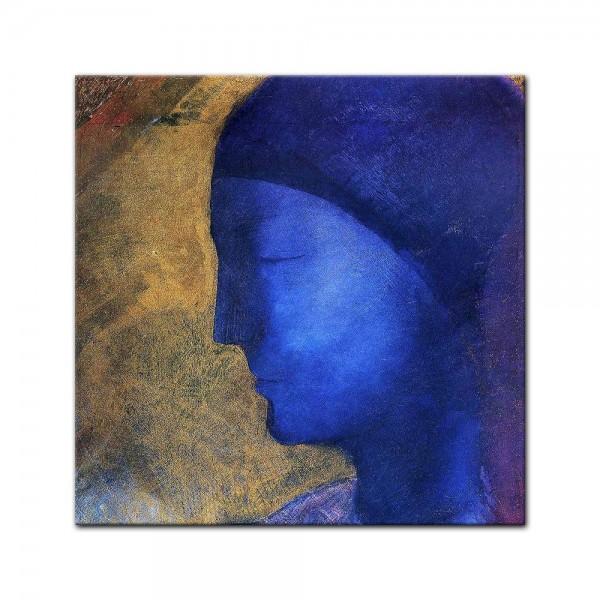 Leinwandbild - Odilon Redon - Die goldene Zelle