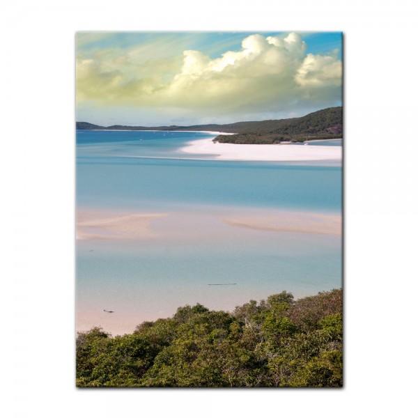 Leinwandbild - Whitsunday Island - Australien