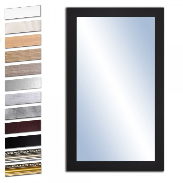 Wandspiegel Spiegel Badspiegel ca. 100x50 cm