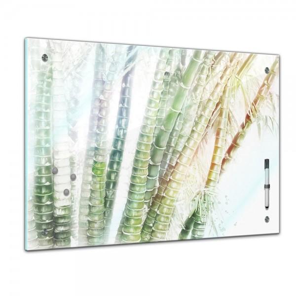 Memoboard - Aquarelle - Bambuswald
