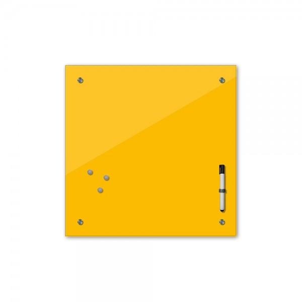Memoboard - goldgelb - gelb - 24 Farben