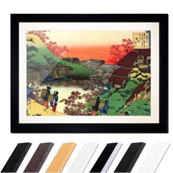 Katsushika Hokusai - Sarumaru Daiyu