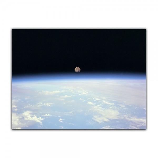 Leinwandbild - Weltraum