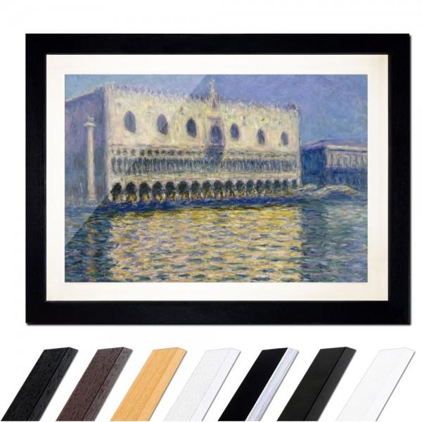Claude Monet - Der Dogenpalast