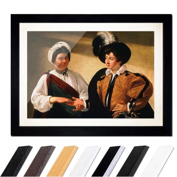 Caravaggio - Die Wahrsagerin