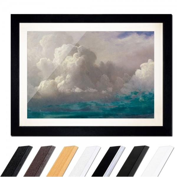 Albert Bierstadt - Storm Clouds - Gewitterwolken