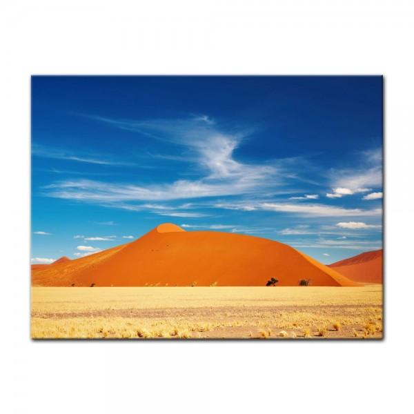 Leinwandbild - Wüste - Namibia