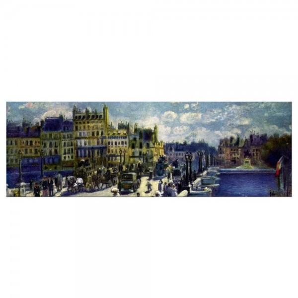 Leinwandbild - Pierre-Auguste Renoir - Pont-Neuf