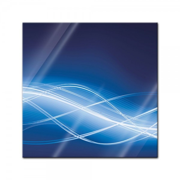 Glasbild - Abstrakte Kunst XLIX