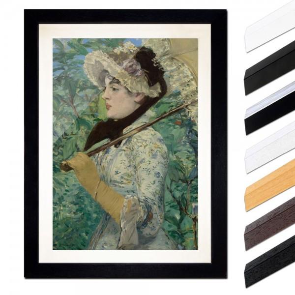 Édouard Manet - Der Frühling