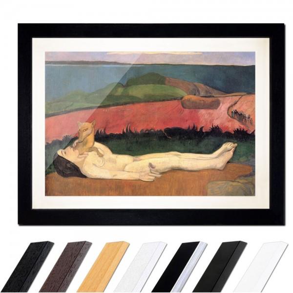 Paul Gauguin - Verlust der Jungfräulichkeit