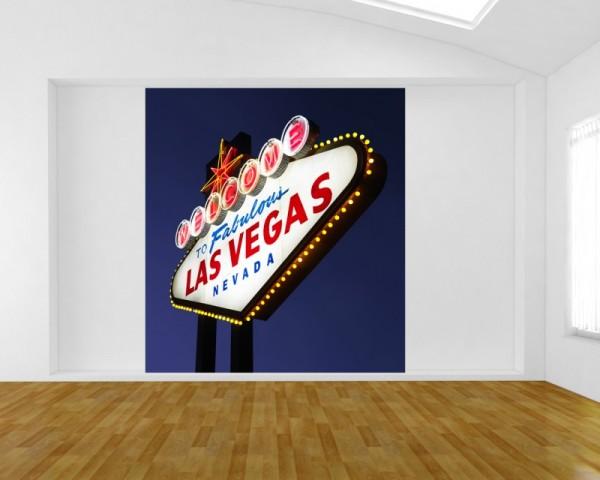 Fototapete Welcome to Las Vegas