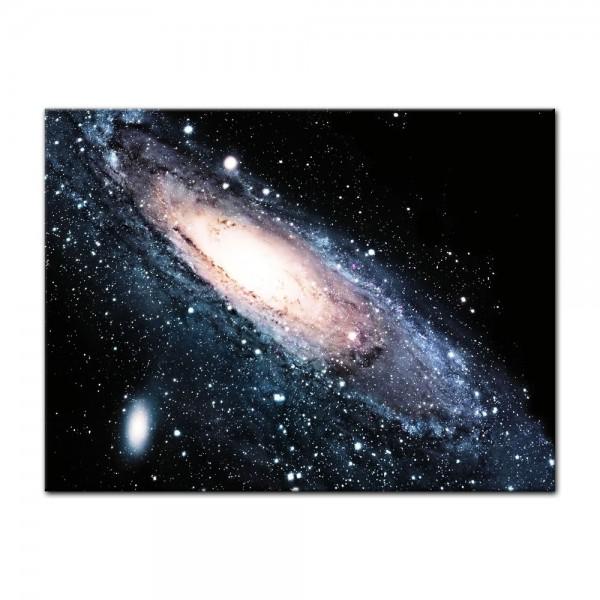 Leinwandbild - Spiral Galaxie III