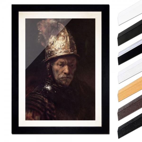 Rembrandt - Der Mann mit dem Goldhelm