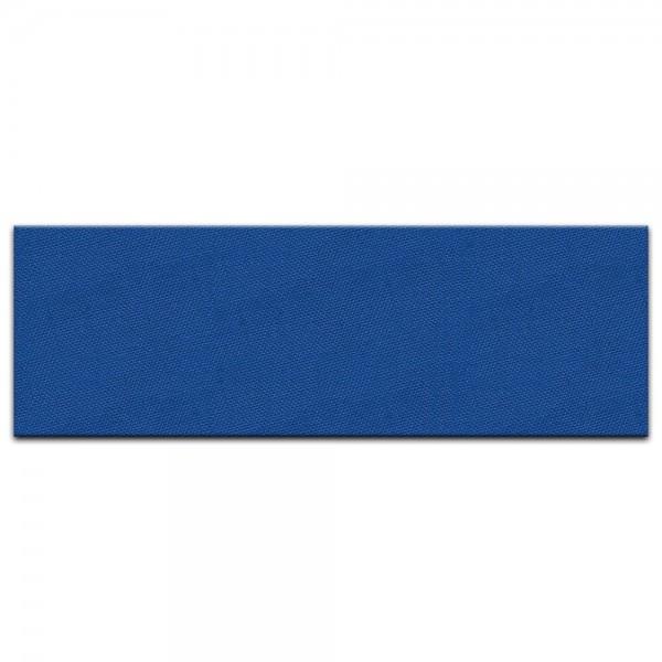 bemalbare Leinwand in blau - Panorama