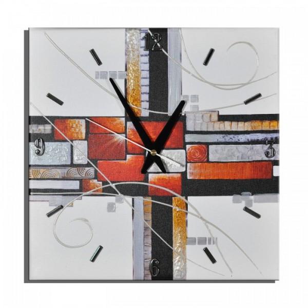 Wanduhr Abstrakte Kunst D 10
