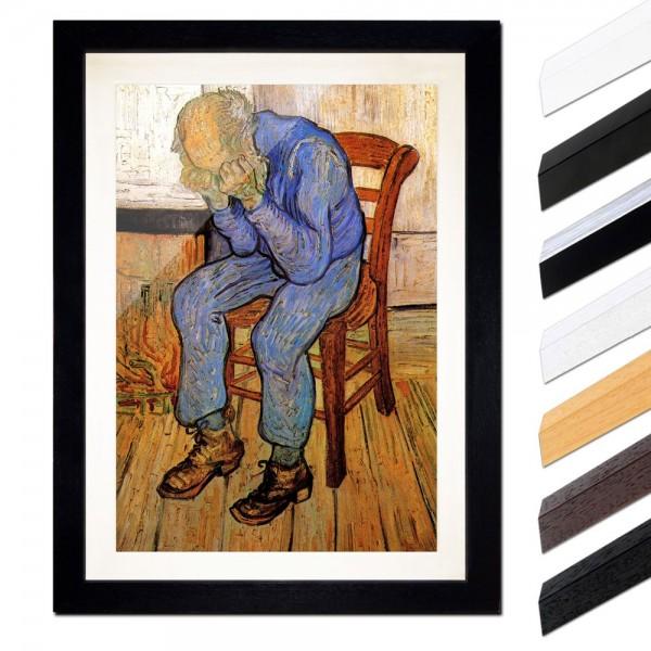 Vincent van Gogh - An der Schwelle der Ewigkeit