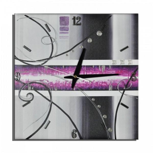 Wanduhr Abstrakte Kunst D 12