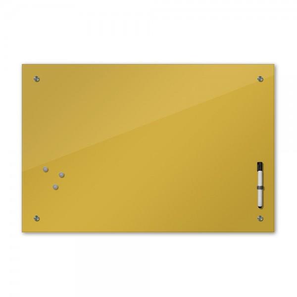 Memoboard - gold - metallic - 24 Farben