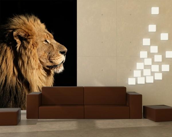 Fototapete - Großer Afrikanischer Löwe