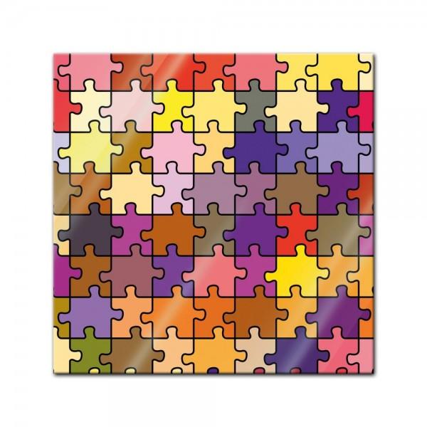 Glasbild - Puzzle
