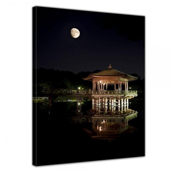 SALE Leinwandbild - Asien Nara - 40x50 cm
