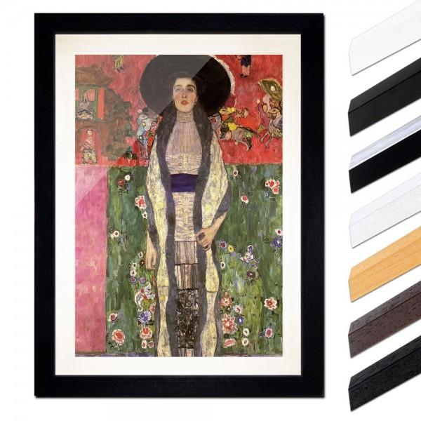 Gustav Klimt - Portrait der Adele Bloch-Bauer