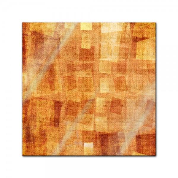 Glasbild - Abstrakte Kunst XXXIX