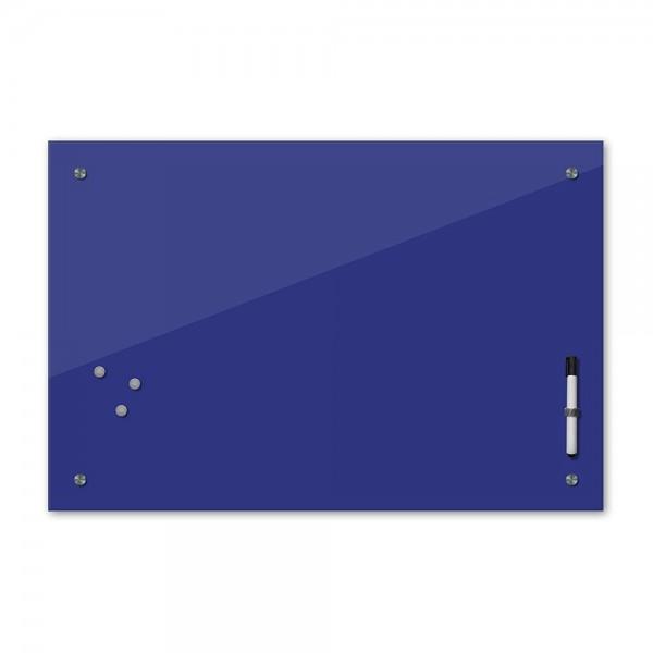 Memoboard - königsblau - blau - 24 Farben