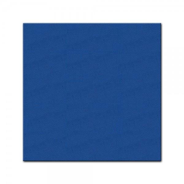 Künstlerleinwand - bemalbare Leinwand in blau - Quadrat