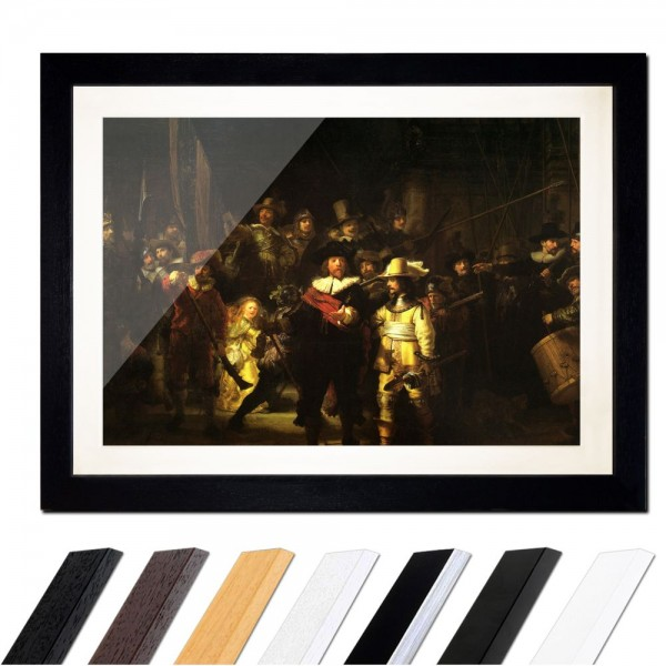 Rembrandt - Die Nachtwache