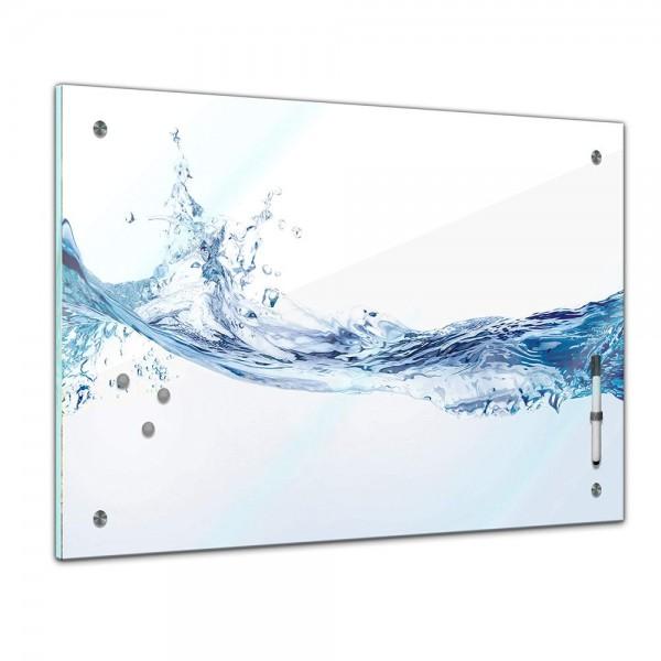 Memoboard - Textur & Hintergrund - Textur Wasser