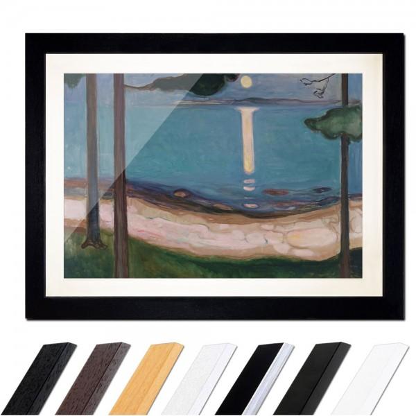 Edvard Munch - Moonlight I