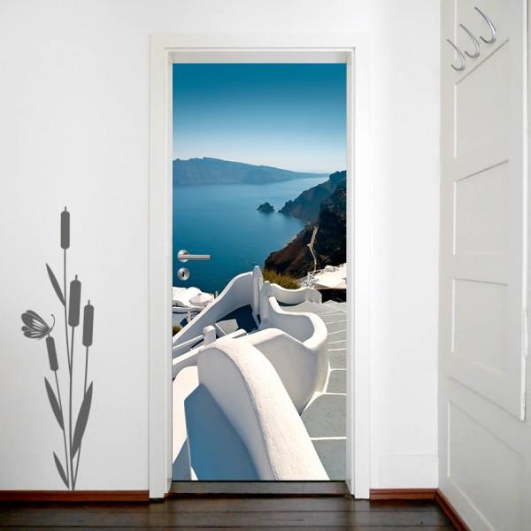 Türaufkleber - Greece