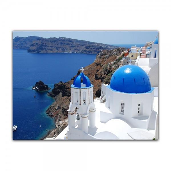 Leinwandbild - Santorini - Griechenland II