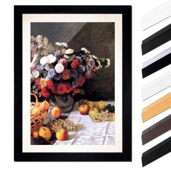 Claude Monet - Blumen und Früchte