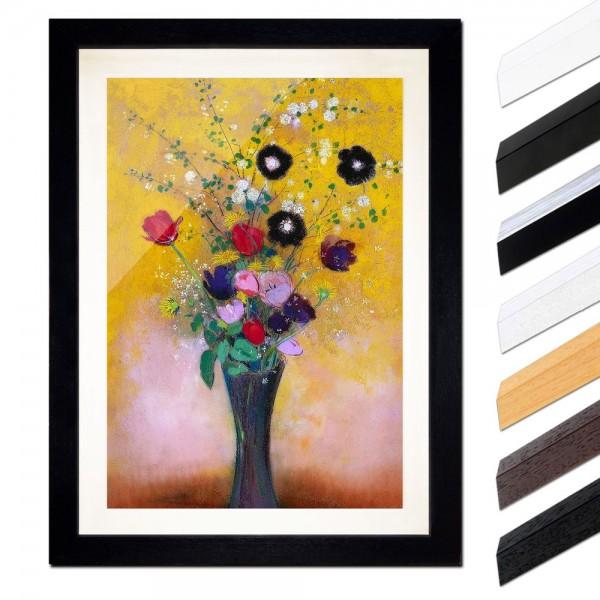 Odilon Redon - Blumen