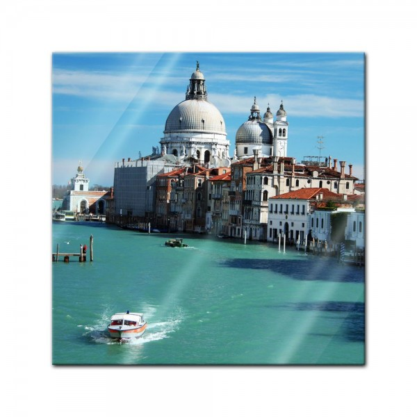 Glasbild - Venedig - Markusdom