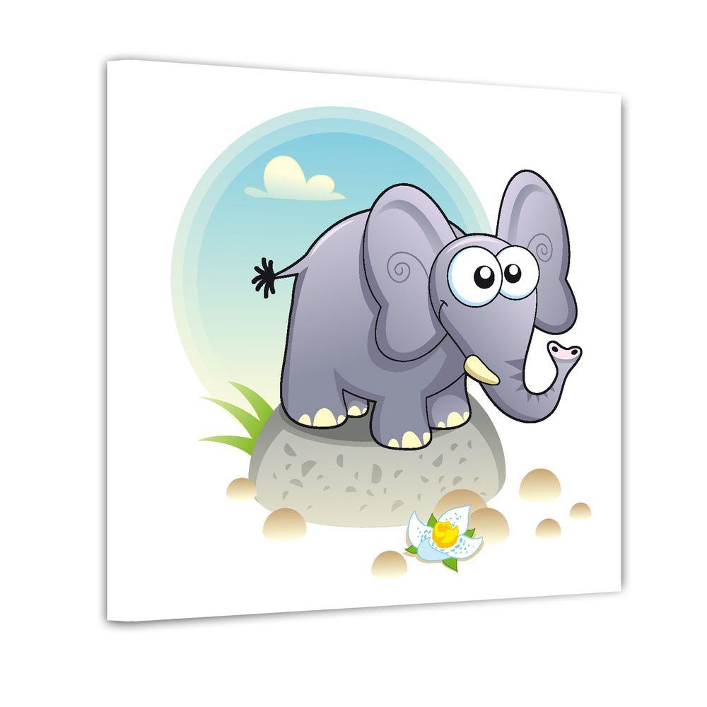 elefant  ausmalbild  bilderdepot24de