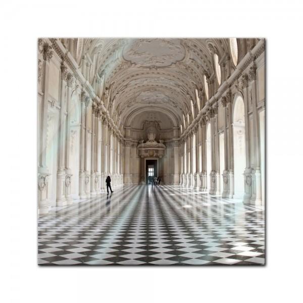 Glasbild - Galleria di Diana - Torino
